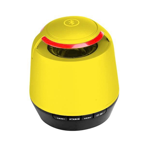 mini enceinte hp bluetooth b jaune enceintes bluetooth. Black Bedroom Furniture Sets. Home Design Ideas