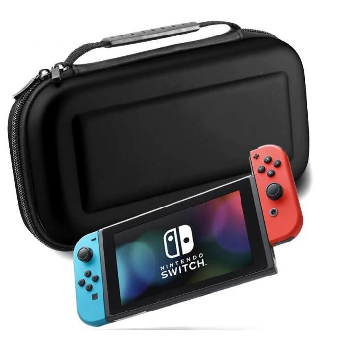 Exlene tui de protection eva housse de protection robuste for Housse nintendo switch zelda