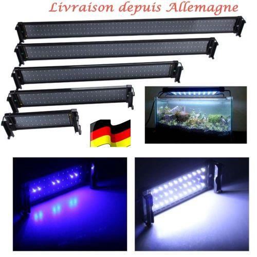 rampe led aquarium achat vente rampe led aquarium pas cher cdiscount. Black Bedroom Furniture Sets. Home Design Ideas