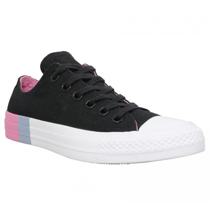 Baskets CONVERSE Chuck Taylor All Star toile Femme-39-Black ...