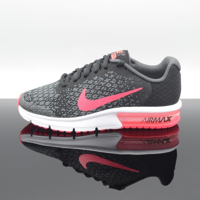 basket femme nike air max sequent 2