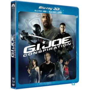 BLU-RAY FILM Blu-Ray G.i. Joe 2 : conspiration