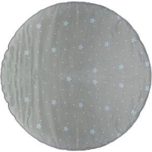 TAPIS Atmosphera - Tapis pour tipi gris D 120 cm Gris