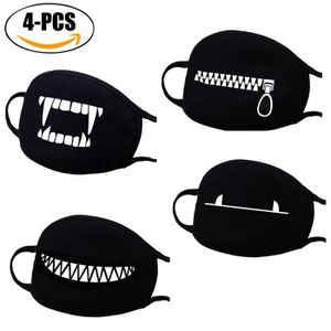 masque anti pollution sourire