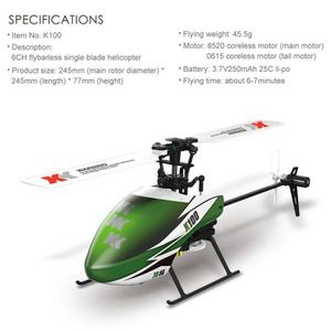 Helicoptere rc 3d