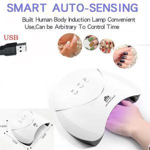 LAMPE UV MANUCURE 36W USB LED UV Gel de traitement pour ongles Machi