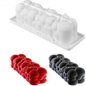 MOULE  Moule silicone gâteau forme bûche de noël nuage bo