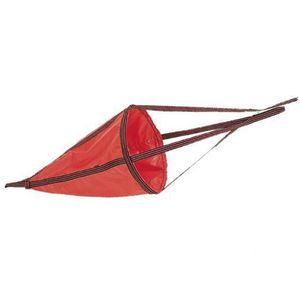 ANCRE -CHAINE -GRAPPIN Ancre flottante Modele 50 cm Couleur ROUGE