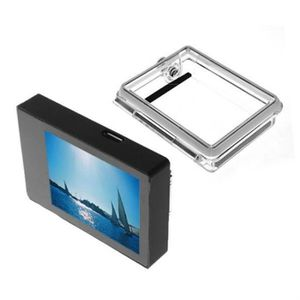 PACK ACCESSOIRES PHOTO Rncyn LCD BacPac Screen Display + Couverture arriè
