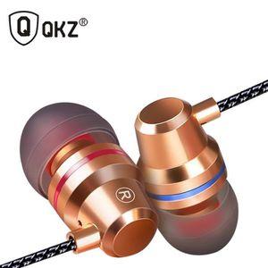 CASQUE - ÉCOUTEURS QKZ DM1 écouteurs intra-auriculaires mp3 ordinateu
