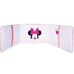 tour de lit minnie achat vente tour de lit minnie pas. Black Bedroom Furniture Sets. Home Design Ideas