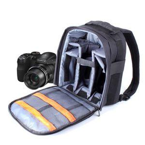SAC PHOTO Sac à dos noir pour Fujifilm HS30EXR, SL300, S2900
