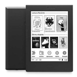EBOOK - LISEUSE eBook Energy Sistem eReader Pro 4 6' WIFI 512 MB D