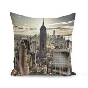 Coussin new york - Achat / Vente pas cher