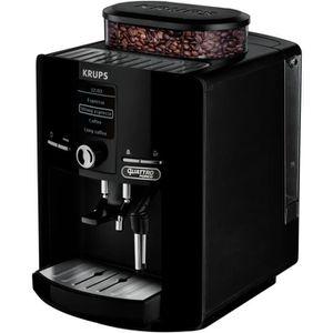MACHINE À CAFÉ Expresso broyeur KRUPS YY3076FD Espresseria Quattr
