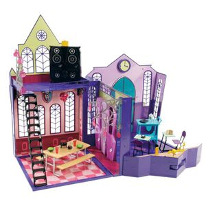 MAISON POUPÉE Monster High - Lycée Monster High