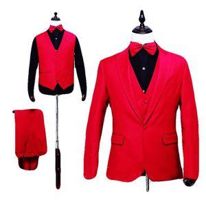 COSTUME - TAILLEUR Costume Homme de Marque Costume décontracté Costum