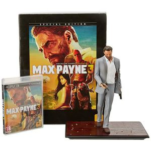 JEU PS3 Max Payne 3 Special Edition (UK IMport)