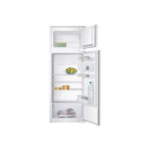 RÉFRIGÉRATEUR CLASSIQUE Siemens - réfrigérateur combiné intégrable à gliss