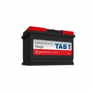 STATION DE DEMARRAGE Batterie de démarrage TAB Magic Car L3 M75H 12V 75