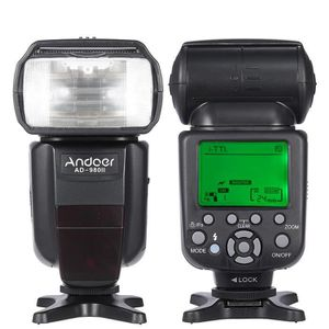 FLASH Andoer AD-980II Flash Speedlite i-TTL HSS 1/8000s