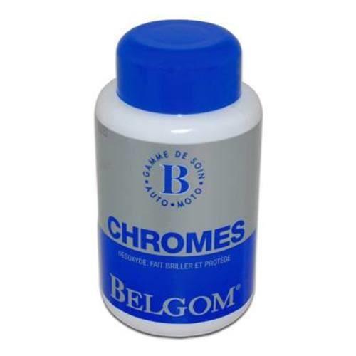 BELGOM POLISH CHROMES 250ML