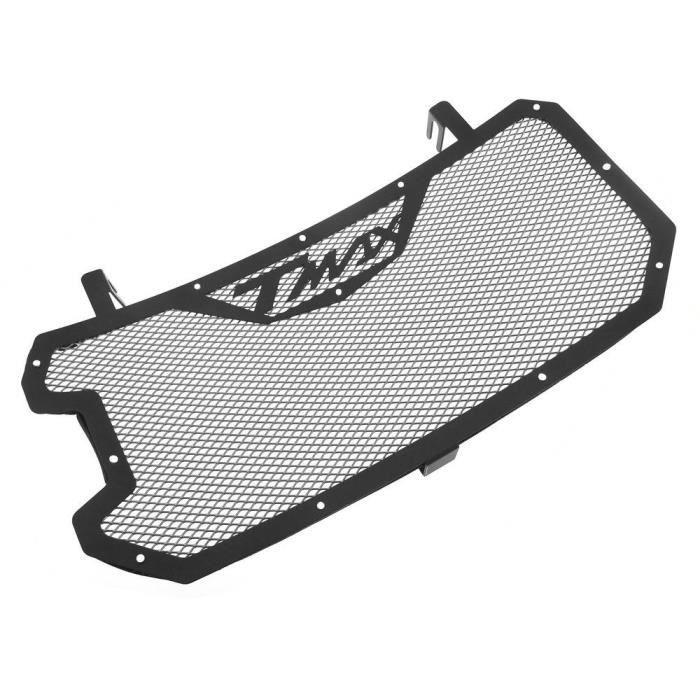 Mota Grille de Radiateur Acier Inoxydable Couleur Noir Protection Pare Pierre TMAX 530 2017 2018 Accessoire Equipement Scooter