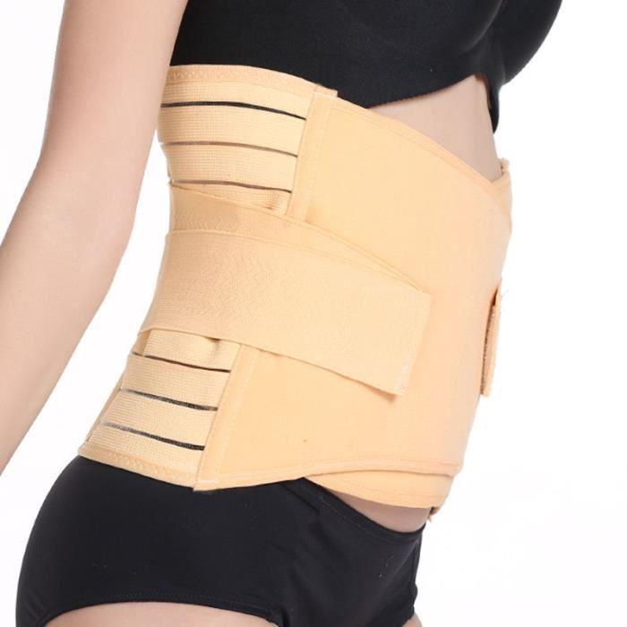 Ceinture de soutien lombaire respirante pour femmes, traitement de la taille, hernie discale lombaire, fatigue musculaire, [05257D9]