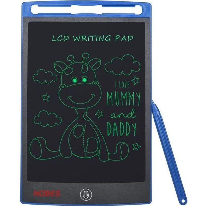 lcd tablette d'écriture 8.5 pouces, ardoise magique tableau portable pour l'écriture et le dessin sans papier