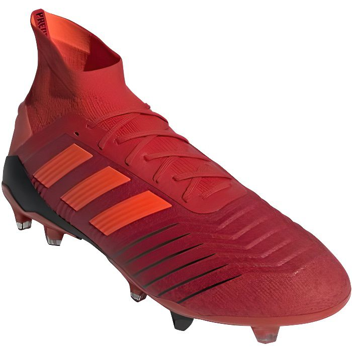 Chaussures de football adidas Predator 19.1 Firm FG