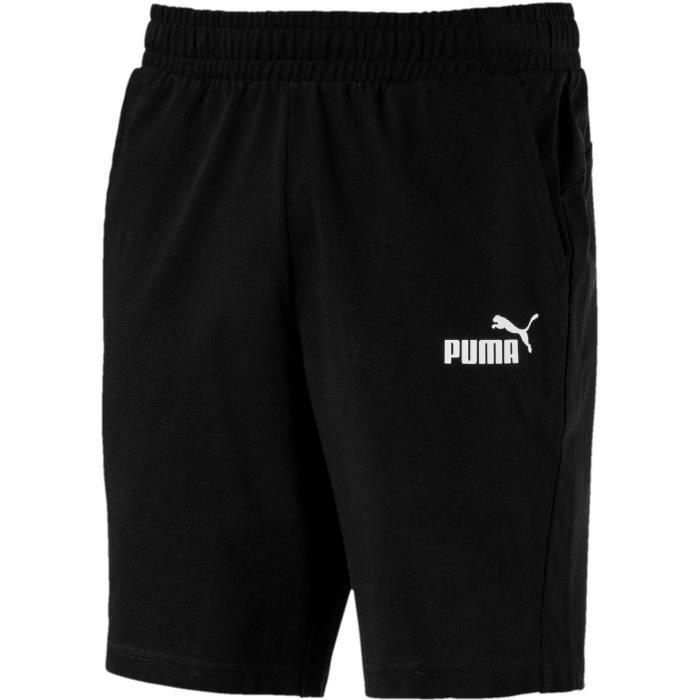 PUMA - Short de sport - Noir