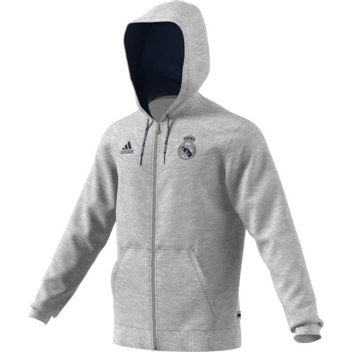 Veste à capuche Real Madrid
