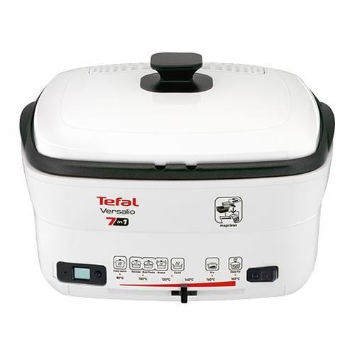 Tefal FR4900, 1,3 kg, 2 L, 80 °C, 180 °C, Unique, Blanc