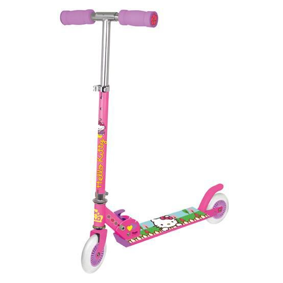 Patinette / Trottinette 2 Roues Hello Kitty