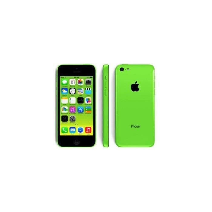 remadeinfrance smartphone iphone 5c 16 go vert 7711. Black Bedroom Furniture Sets. Home Design Ideas