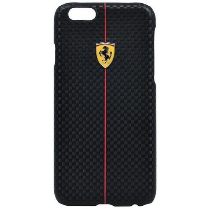 ferrari coque iphone 8