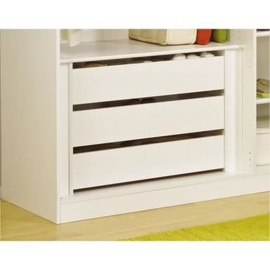 caisson 3 tiroirs 1m dress achat vente tiroir coulissant caisson 3 tiroirs 1m dress cdiscount. Black Bedroom Furniture Sets. Home Design Ideas