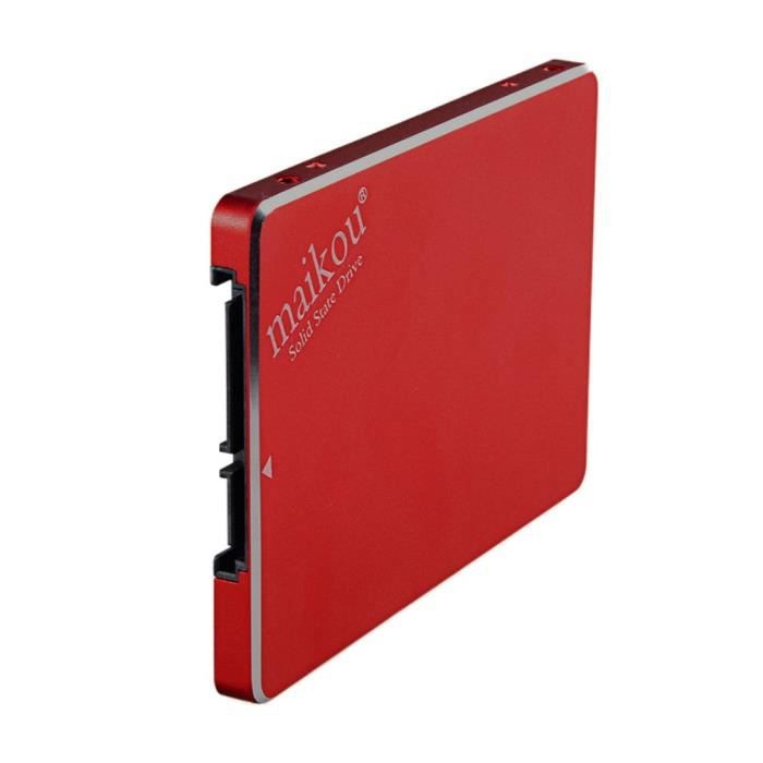 DISQUE DUR SSD Nouveau disque dur SSD interne Ssd SATA3 60 Go
