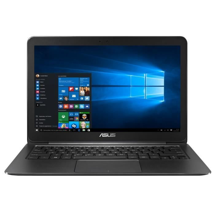 asus pc portable reconditionn ux305ca fb073t cran ordinateurpascher. Black Bedroom Furniture Sets. Home Design Ideas