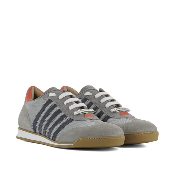 DSQUARED2 HOMME SNM041983900001M066 GRIS TISSU BASKETS
