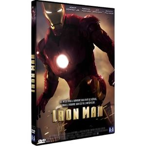 DVD FILM DVD Iron man