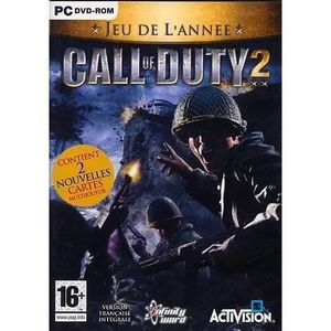 JEU PC CALL OF DUTY 2 EDITION SPECIAL / PC DVD-ROM