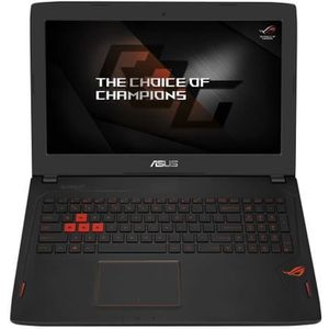 ORDINATEUR PORTABLE ASUS ROG G502VS EI034T Core i7 7700HQ - 2.8 GHz Wi