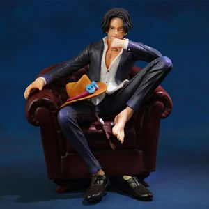 FIGURINE - PERSONNAGE Figurine One Piece Poing de flamme Ace Model Toys