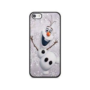 coque iphone 5 5s se olaf reine des neiges sno