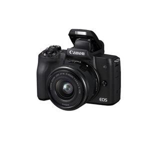 APPAREIL PHOTO RÉFLEX Canon EOS M50 Appareil Photo Hybride + EF-M 15-45