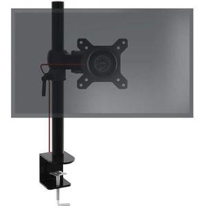 FIXATION ÉCRAN  Duronic DM351X1 Support écran PC pour bureau à pin