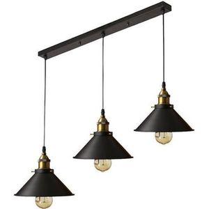 LUSTRE ET SUSPENSION iDEGU Suspension luminaire industrielle lustre aba