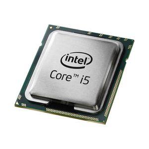 PROCESSEUR Intel Core i5 7500 3.4 GHz 4 cœurs 4 filetages 6 M