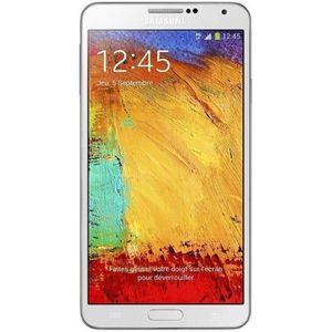 SMARTPHONE Mobile Samsung Galaxy Note 3 32GB - 4G -Blanc